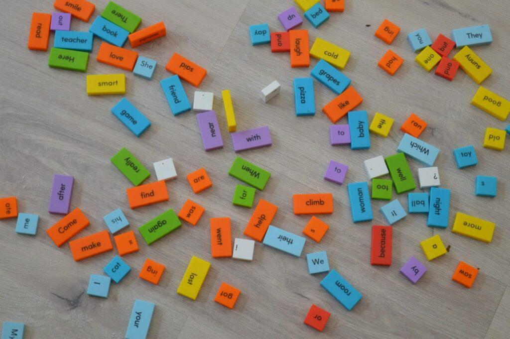 nauka angielskiego poprzez gry mokotów warszawa