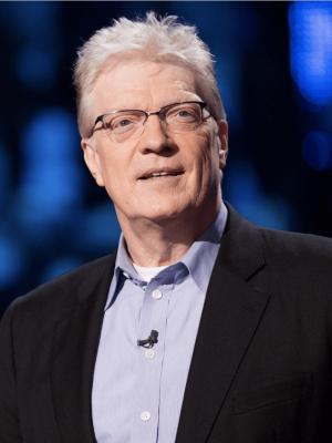 inspirujące postacie: Sir Ken Robinson